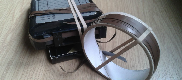 8-track Cartridge Repair