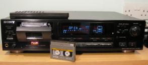 Sony DTC-690 DAT Recorder