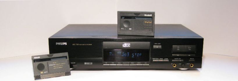 Philips DCC 730 Recorder