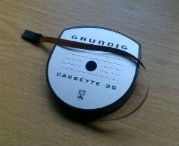 Grundig Cassette 30