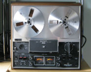 Sony TC377 Tape Deck