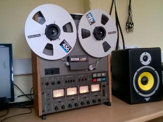 Multi Track Reel To Reel Tape 1 4 Quot 1 2 Quot 1 Quot 2 Quot Audio