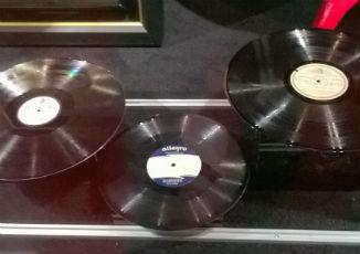 Original acetate discs
