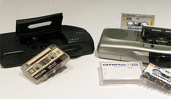 Mini & Micro Cassettes