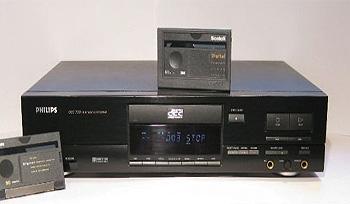 Digital Compact Cassette (DCC)