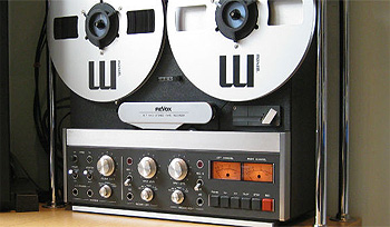 "¼"" Reel-to-reel Tape"