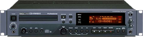 TASCAM CD-RW 901SL
